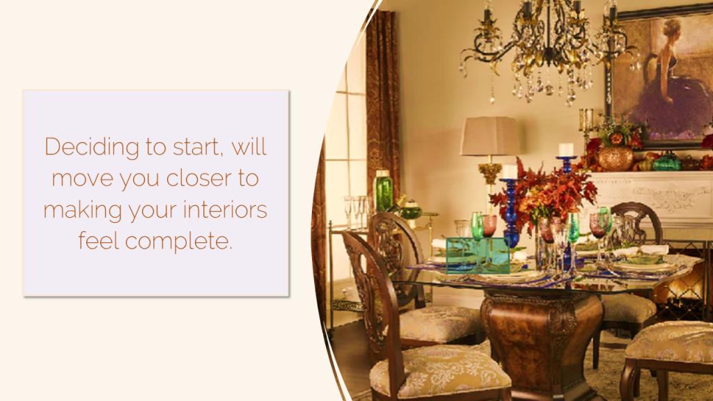 Interior Styling Consultation