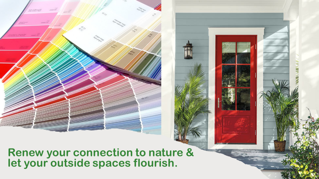 Home Exterior Decorating Services