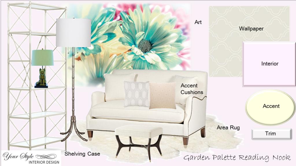 Interior styling inspiration